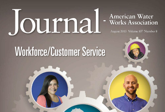 Journal AWWA features Logan water/energy efficiency project
