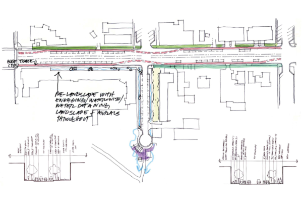 HAL and Landmark Design help City of Moab plan green infrastructure