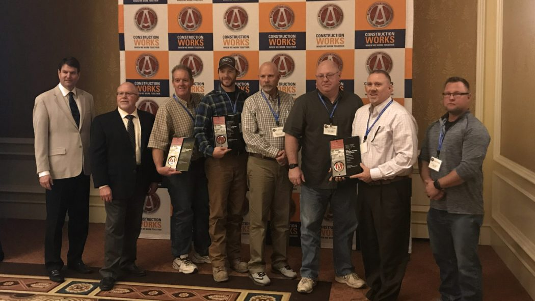 Marina Pump Station named AGC Project of the Year