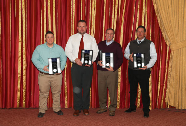 ACI awards Marina Pump Station team with excellence in concrete