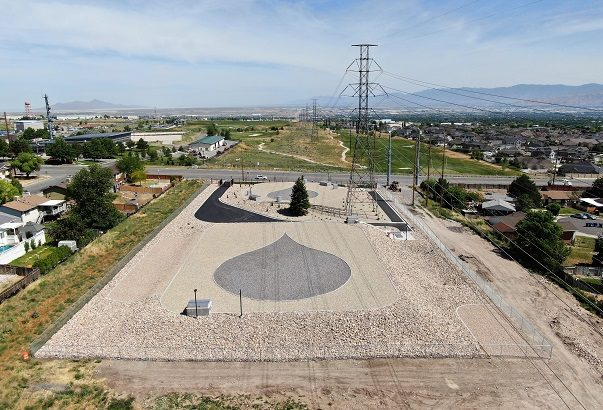 Kearns Improvement District enhances drinking water system with new 2-million-gallon tank