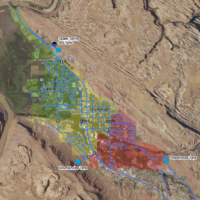Moab Water Master Plan, CFP, IFFP, and IFA